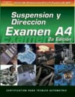 ASE Test Prep Series: Automotive Suspension and Steering