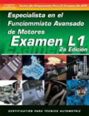 ASE Test Prep Series: Advanced Engine Performance Specialist