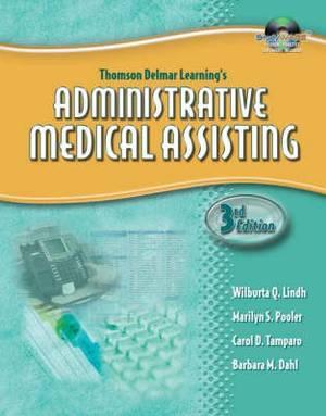 Wbk-Admin Med Assisting 3e