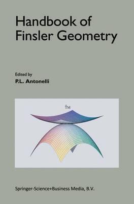 Handbook of Finsler Geometry: v.2