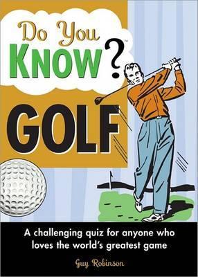 Do You Know Golf?