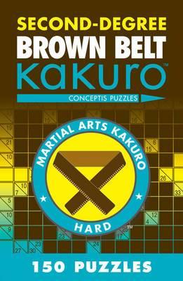 Second-degree Brown Belt Kakuro