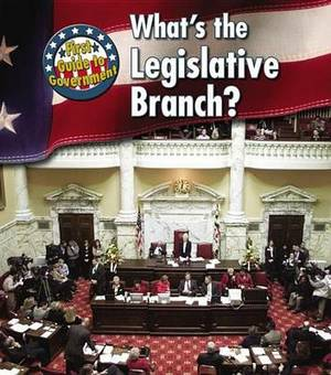 What's the State Legislative Branch?