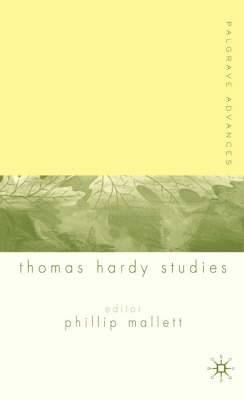 Palgrave Advances in Thomas Hardy Studies