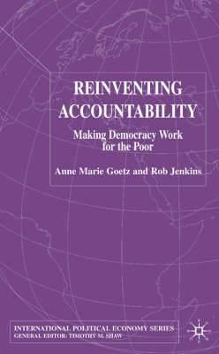 Reinventing Accountability: Making Democracy Work for Human Development