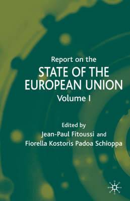 Report on the State of the European Union: 2003-2004: Volume 1