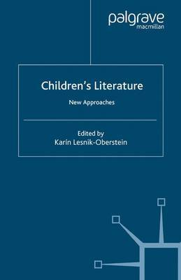 Children's Literature: New Approaches