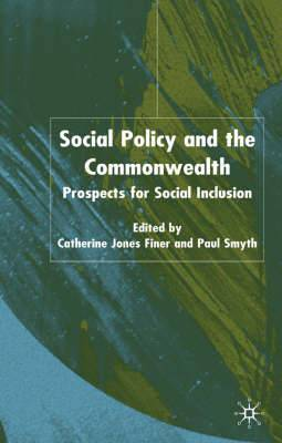 Social Policy and the Commonwealth: Prospects for Social Inclusion