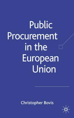 Public Procurement in the European Union