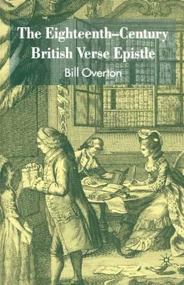 The Eighteenth-Century British Verse Epistle: 2007