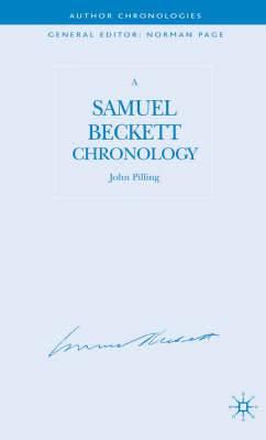 A Samuel Beckett Chronology