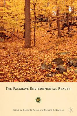 The Palgrave Environmental Reader