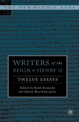 Writers of the Reign of Henry II: Twelve Essays