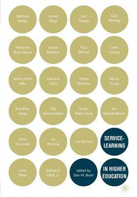 Service-Learning in Higher Education: Critical Issues and Directions