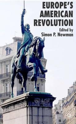 Europe's American Revolution