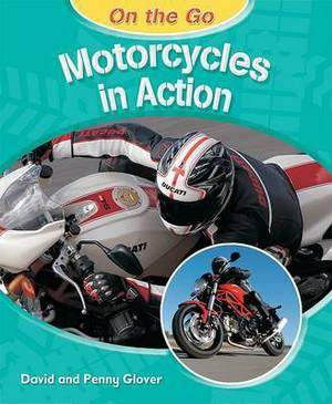 Motorcycles in Action