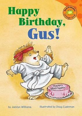 Happy Birthday Gus D