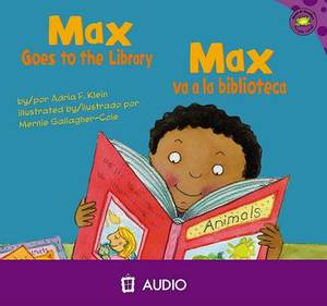 Max Goes to the Library