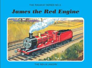 The Railway Series No. 3: James the Red Engine