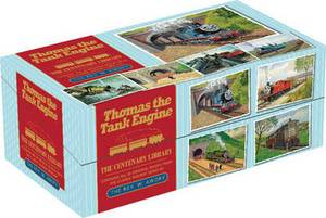 The Railway Series: Thomas the Tank Engine Centenary Collection