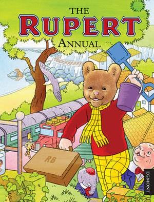 Classic Rupert Annual 2013