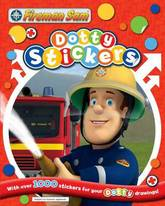 Bob the Builder Fireman Sam Make A Scene Creative Reusuable Sticker Play