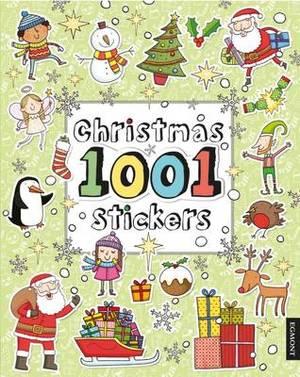 Christmas 1001 Stickers