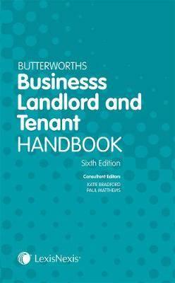 Butterworths Business Landlord and Tenant Handbook