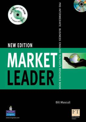 Market Leader: Pre-Intermediate Teacher's Resource Book