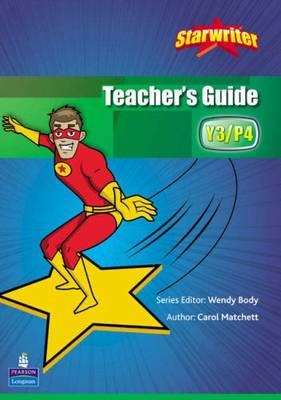 StarWriter: Year 3 Teachers Book
