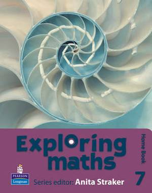Exploring Maths: Tier 7: Home Book