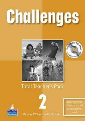 Challenges Total Teacher's Pack 2