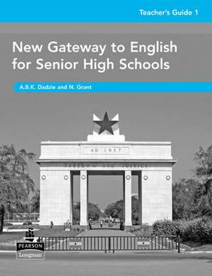 New Gateway to English for Senior High Schools: Level 1: Teacher's Guide