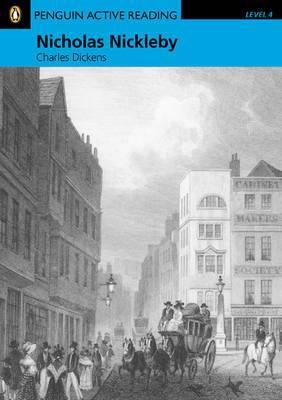Level 4: Nicholas Nickleby Book for Pack: Level 4