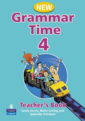 Grammar Time: Level 4: Teachers Book