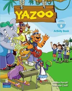 Yazoo Greece Junior B Activity Book