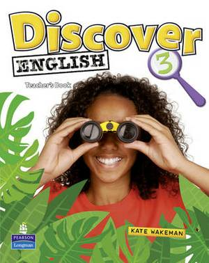 Discover English Global 3 Teacher's Book: 3