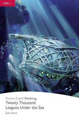 Level 1: 20,000 Leagues Under the Sea Book and CD Pack