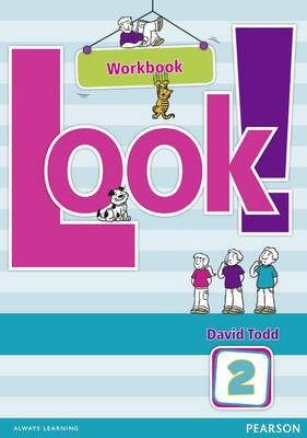 Look!: Level 2: Workbook