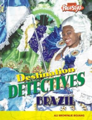 Destination Detectives: Pack B of 4