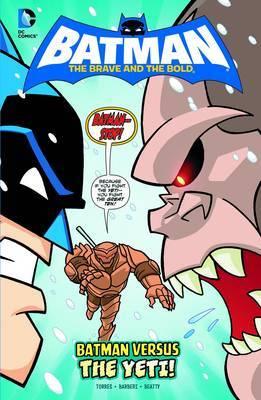Batman Vs The Yeti
