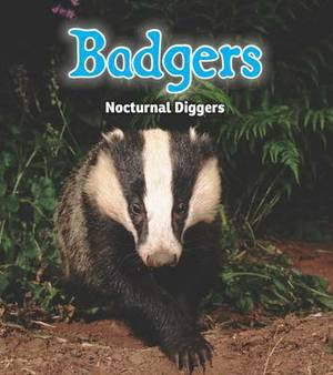 Badgers: Nocturnal Diggers