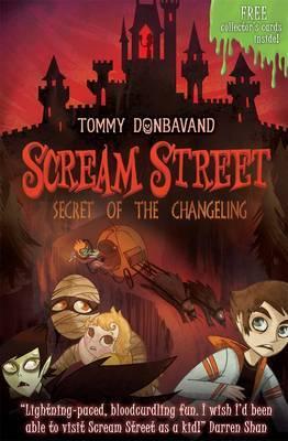 Scream Street: Secret of the Changeling