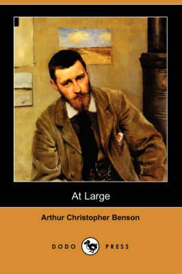At Large (Dodo Press)