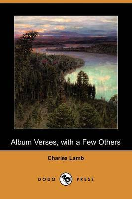 Album Verses, with a Few Others (Dodo Press)