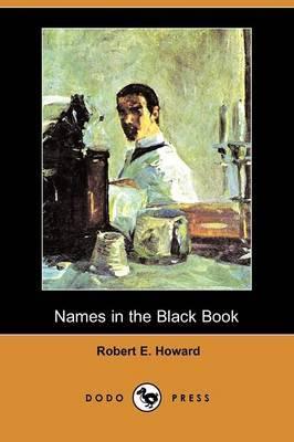 Names in the Black Book (Dodo Press)