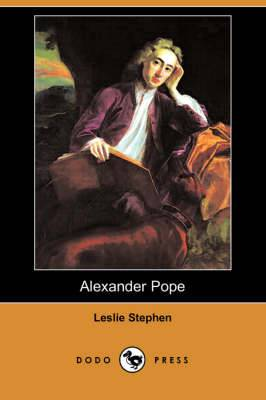 Alexander Pope (Dodo Press)