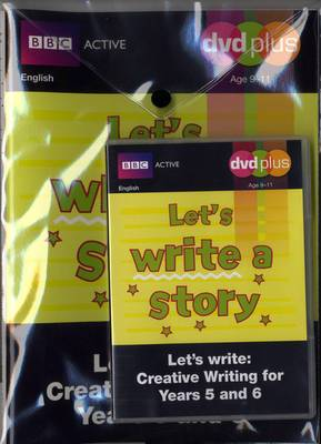 Let's Write a Story Y5/6 DVD Plus Pack
