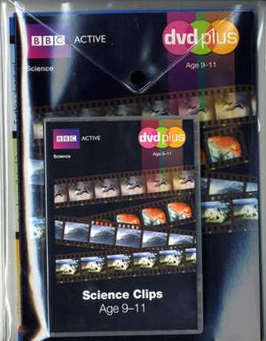 QCA: Science Clips Year 5/6 DVD Plus Pack