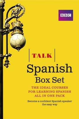 Talk Spanish Box Set (Book/CD Pack): The ideal course for learning Spanish - all in one pack